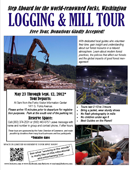 Logging & Mill Tours