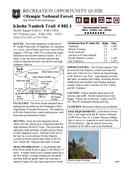 Kloshe Nanitch Trail