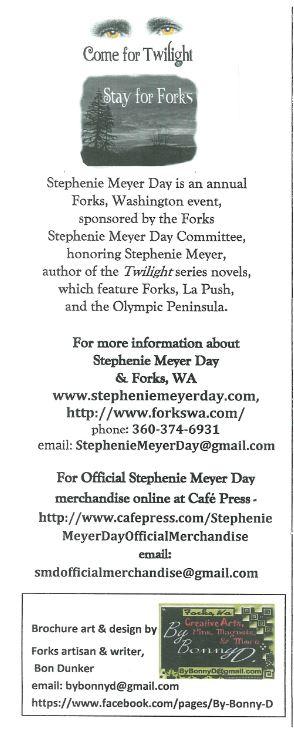 Stephenie Meyer Day