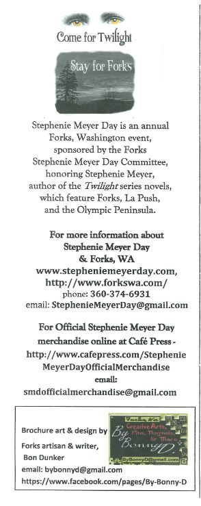 Stephenie Meyer Day