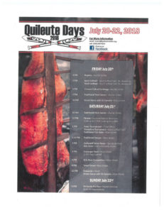 Quileute Days 2018 @ Quileute Nation in Lapush Washington | La Push | Washington | United States
