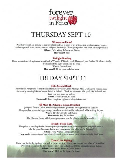 FTF Schedule Part 1