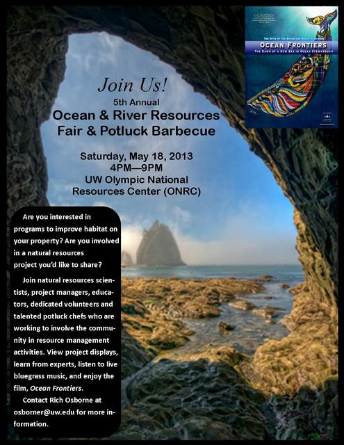 Ocean & River Resources