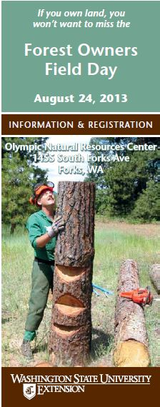 Forest Owners Field Day