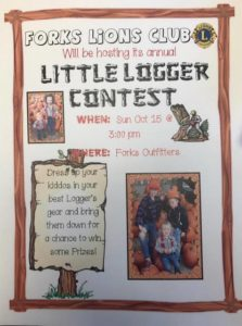 little loggers contest 2017