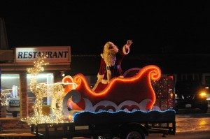 18th Annual Twinkle Light Parade @ Forks Avenue | Forks | Washington | United States