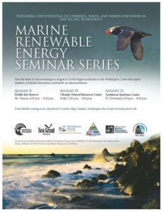 marine renewable energy seminar
