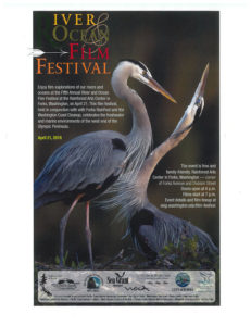 5th Annual River & Ocean Film Festival @ Rainforest Arts Center | Forks | Washington | United States