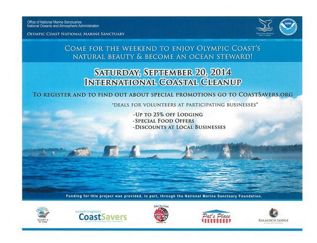 nternational Coastal Cleanup