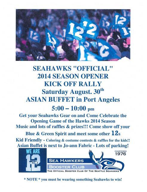 Seahawks Rally