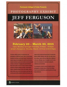 Jeff Ferguson exhibit