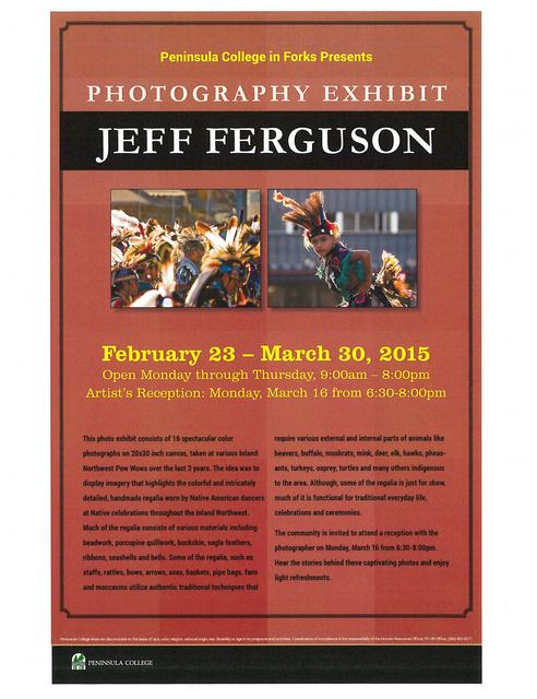 Jeff Ferguson exhibit