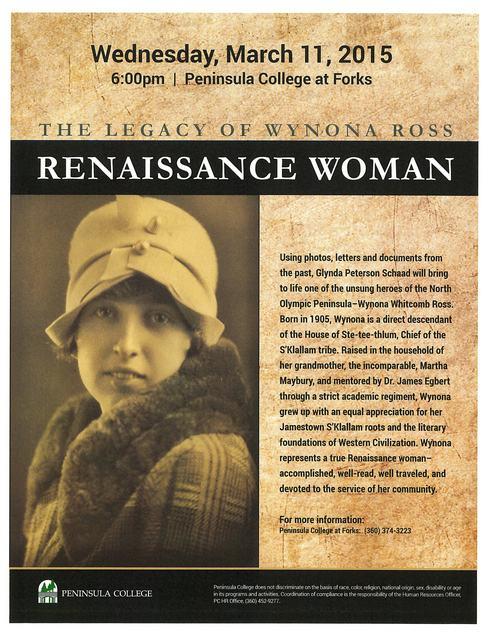 The Legacy of Wyonona Ross -Renaissance Woman