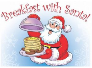 """Breakfast with Santa"" @ Forks Congregational Church 