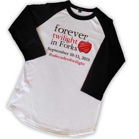 Forever Twilight in Forks Jersey