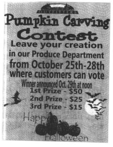 pumkin-carving-contest