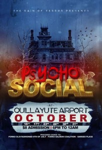The Rain Of Terror presents: PSYCHO SOCIAL