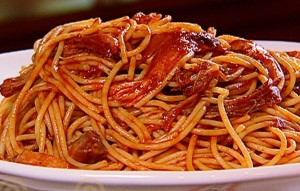 Speghetti Fund Raiser