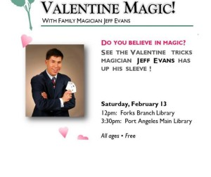 Valentine Magic Show