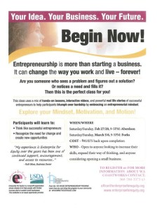 Your Idea. Your Business. Your Future.