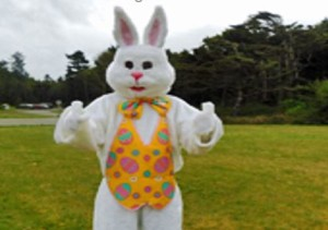 Easter Bunny for Kalaloch
