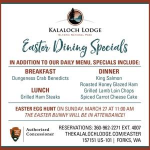 Kalaloch Dining Options