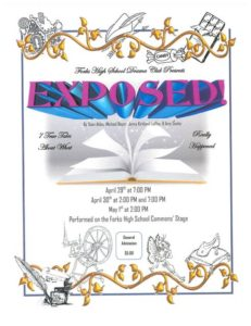 Forks High School Drama Presents EXPOSED