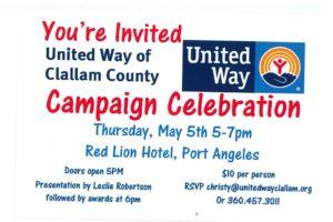 United Way Campaign Celebration
