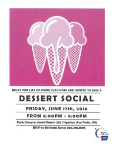 Dessert Social