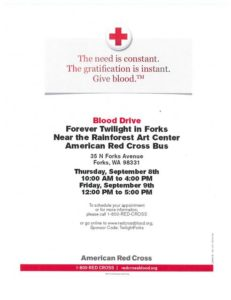 Blood Drive Twilight Forks