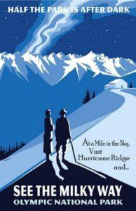 Free Public Telescope Viewing of the Milky Way @ Port Angeles: Hurricane Ridge | Port Angeles | Washington | United States