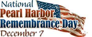 National Pearl Harbor Remembrance Day @ Rainforest Arts Center | Forks | Washington | United States