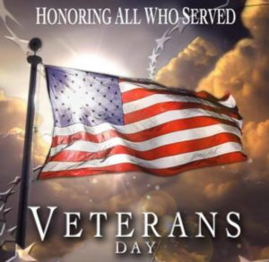 Honoring All Who Served @ Forks Transit Center and VFW