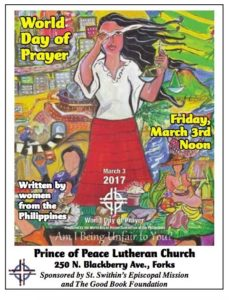 Day of Prayer @ Prince of Peace Lutheran Church | Forks | Washington | United States