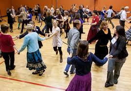 Contra Dance @ Rainforest Arts Center | Forks | Washington | United States