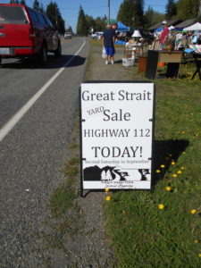 The Great Strait Sale on the Strait of Juan de Fuca Scenic Byway @  Strait of Juan de Fuca Scenic Byway  | Washington | United States