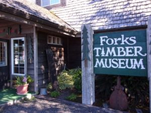 Forks Timber Museum