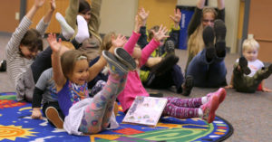 Yoga Storytime @ NOLS: The Forks Branch Library | Forks | Washington | United States