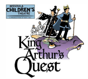 King Aurthur's Quest @ Forks High School Commons | Forks | Washington | United States