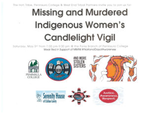 Candlelight Vigil @ Peninsula College at Forks | Forks | Washington | United States