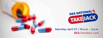 National Prescription Drug Take Back Day @ Chinook Pharmacy | Forks | Washington | United States