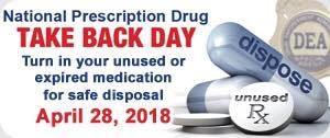 National Prescription Drug Take Back Day @ Chinook Pharmacy | Forks | Washington | United States