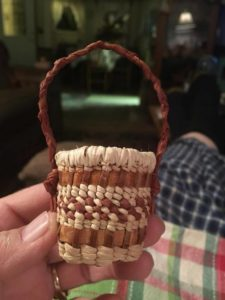 Quileute Cedar Bark Basket Weaving Class @ Rainforest Arts Center | Forks | Washington | United States