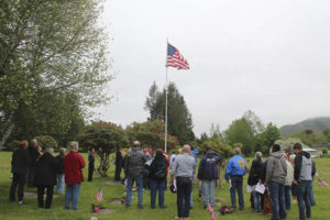 Memorial Day Ceremony @ Forks Cementary | Forks | Washington | United States