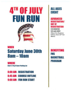 4th of July Fun Run @ Pay N Save Parking Lot | Forks | Washington | United States