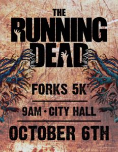 The Running Dead 5K @ Forks City Hall | Forks | Washington | United States