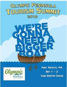Olympic Peninsula Tourism Commission - 2018 TOURISM SUMMIT @ Vern Burton Center | Port Angeles | Washington | United States