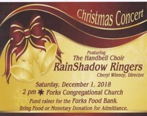 Christmas Concert @ Forks Congreational Church | Forks | Washington | United States