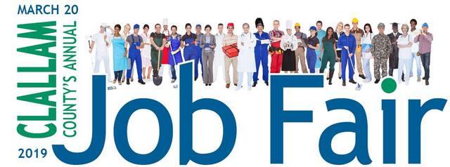 Clallam County Job Fair @  Vern Burton Community Center | Port Angeles | Washington | United States