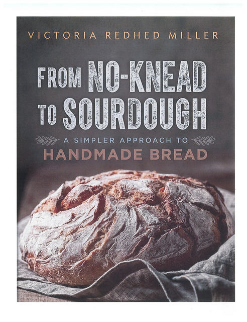 BREADMAKING with Victoria Redhed Miller @ Forks Branch Library | Forks | Washington | United States